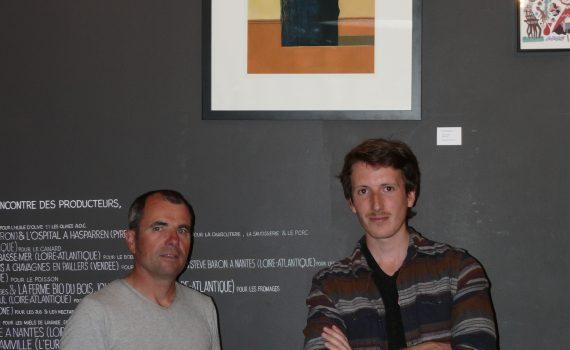 Vincent Perraud, l'artiste et son oeuvre