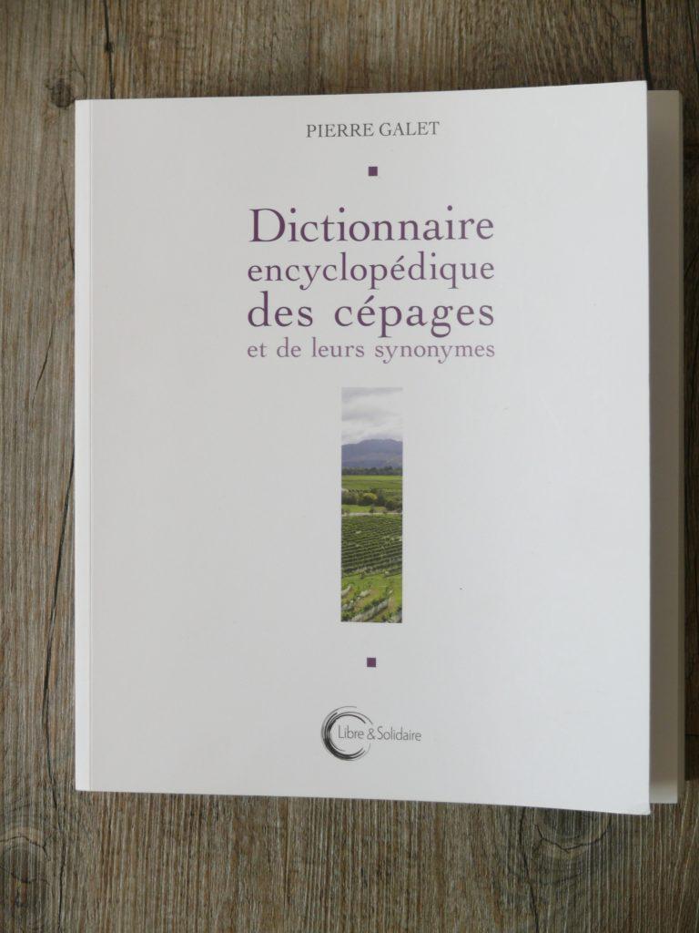 Dictionnaire des cépages