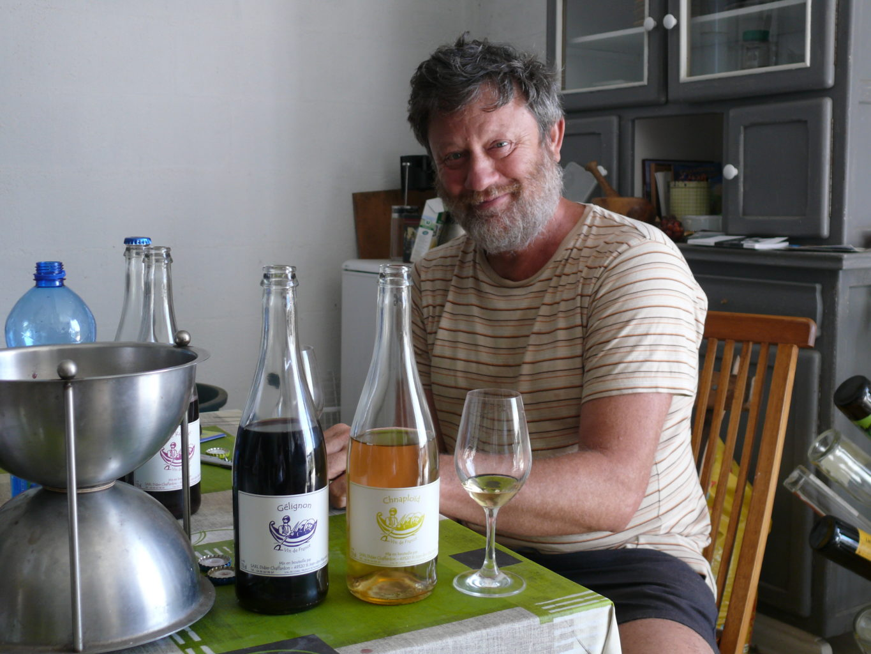 Amateur de vins naturels